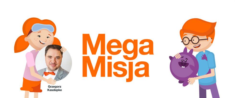 MegaMisja - Fundacja Orange